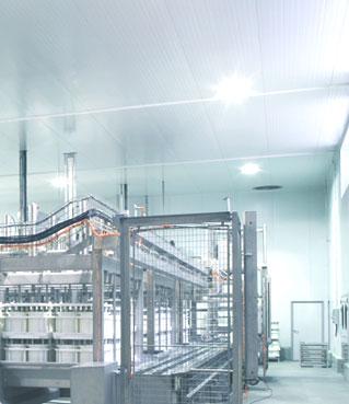 Промышленные панели
