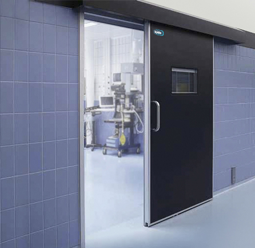 Лабораторные двери