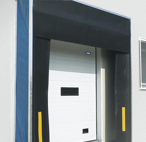 Логистические двери