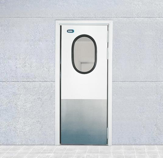 Полу-изоляционные двери