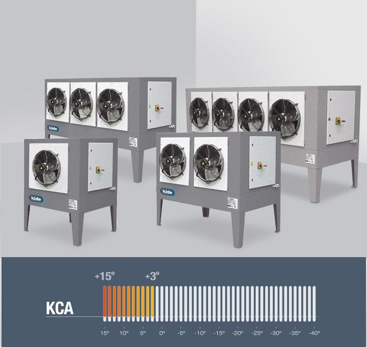 Конденсационные агрегаты